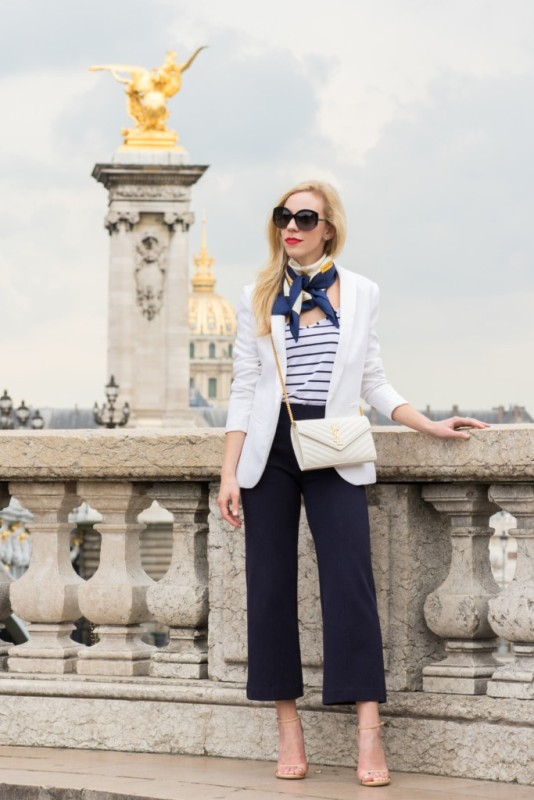 nautical-stripes-8 77+ Elegant Striped Outfit Ideas and Ways to Wear Stripes in 2018