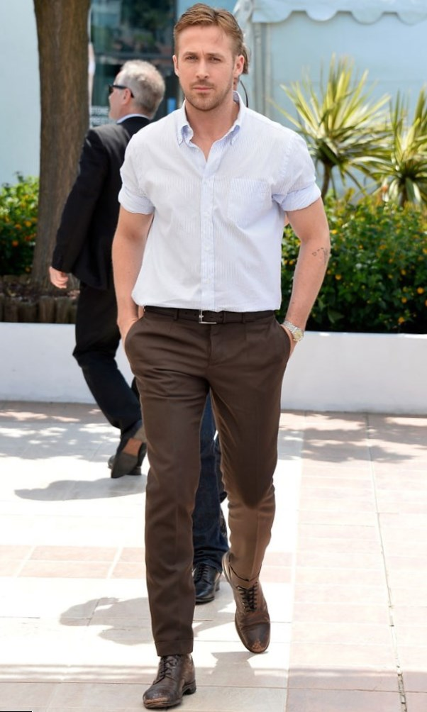 ryan-gosling-height-weight-age-4 15 Male Celebrities Fashion Trends for Summer 2018