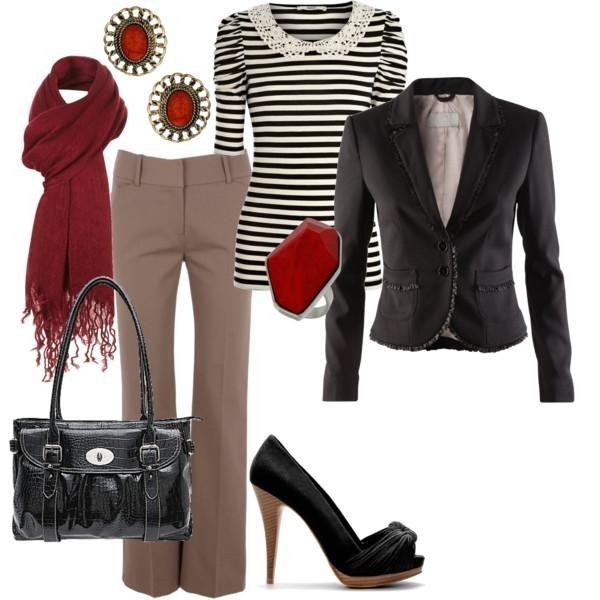 striped-outfit-ideas-102 89+ Awesome Striped Outfit Ideas for Different Occasions