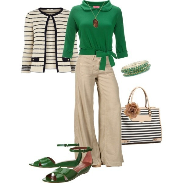 striped-outfit-ideas-104 89+ Awesome Striped Outfit Ideas for Different Occasions