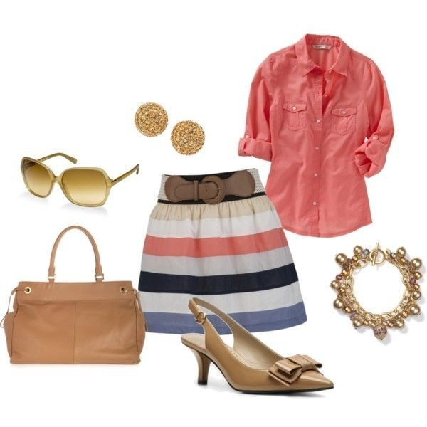 striped-outfit-ideas-105 89+ Awesome Striped Outfit Ideas for Different Occasions