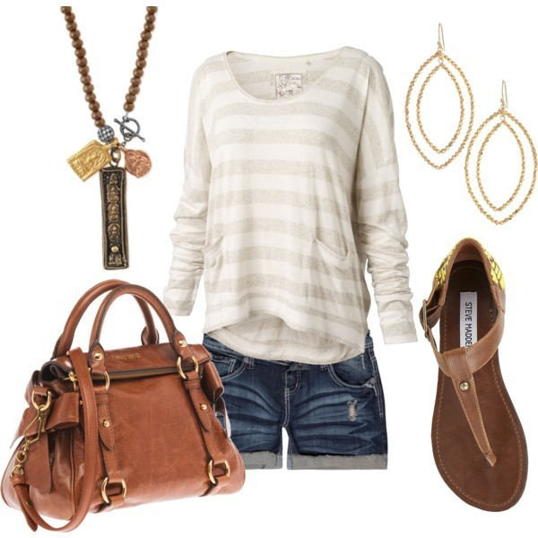 striped-outfit-ideas-114 89+ Awesome Striped Outfit Ideas for Different Occasions
