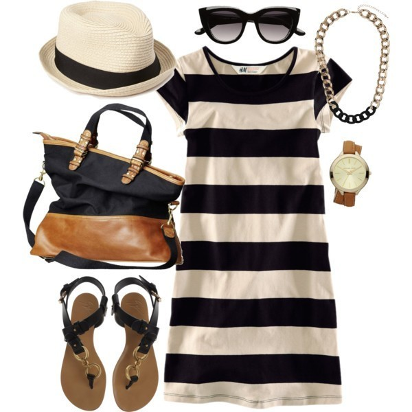 striped-outfit-ideas-115 89+ Awesome Striped Outfit Ideas for Different Occasions