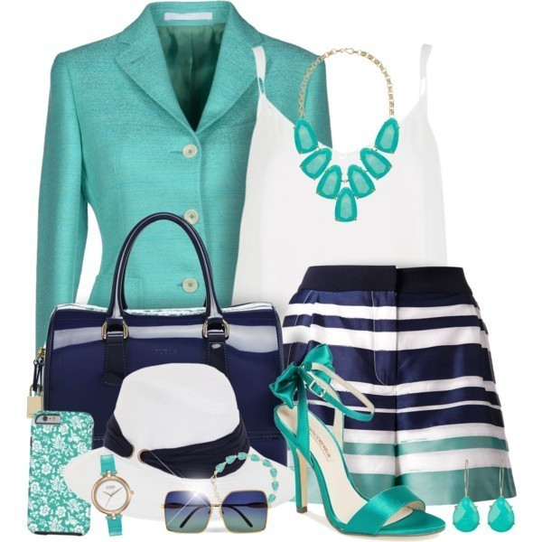 striped-outfit-ideas-116 89+ Awesome Striped Outfit Ideas for Different Occasions