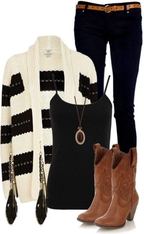 striped-outfit-ideas-12 89+ Awesome Striped Outfit Ideas for Different Occasions