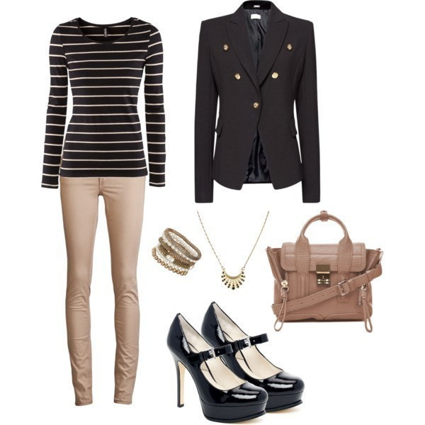 striped-outfit-ideas-120 89+ Awesome Striped Outfit Ideas for Different Occasions