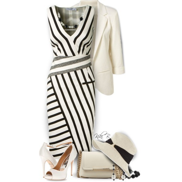 striped-outfit-ideas-123 89+ Awesome Striped Outfit Ideas for Different Occasions