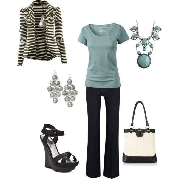 striped-outfit-ideas-128 89+ Awesome Striped Outfit Ideas for Different Occasions