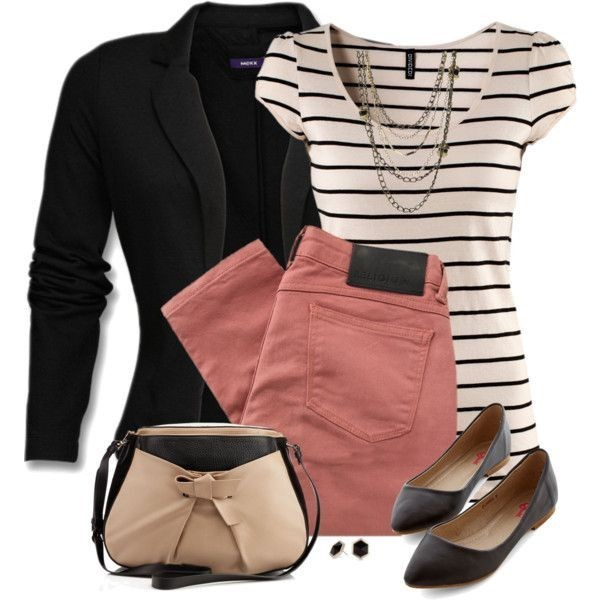 striped-outfit-ideas-134 89+ Awesome Striped Outfit Ideas for Different Occasions