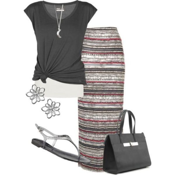 striped-outfit-ideas-135 89+ Awesome Striped Outfit Ideas for Different Occasions