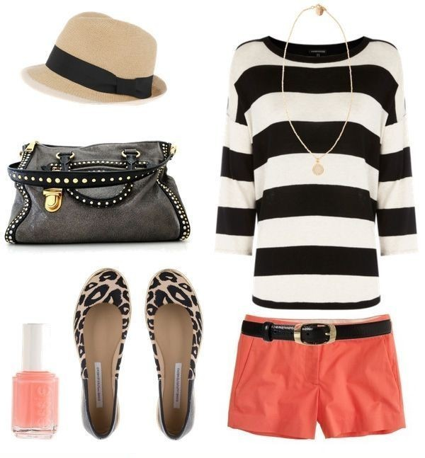 striped-outfit-ideas-137 89+ Awesome Striped Outfit Ideas for Different Occasions