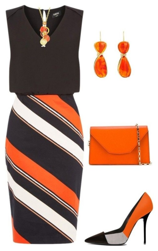 striped-outfit-ideas-14 89+ Awesome Striped Outfit Ideas for Different Occasions