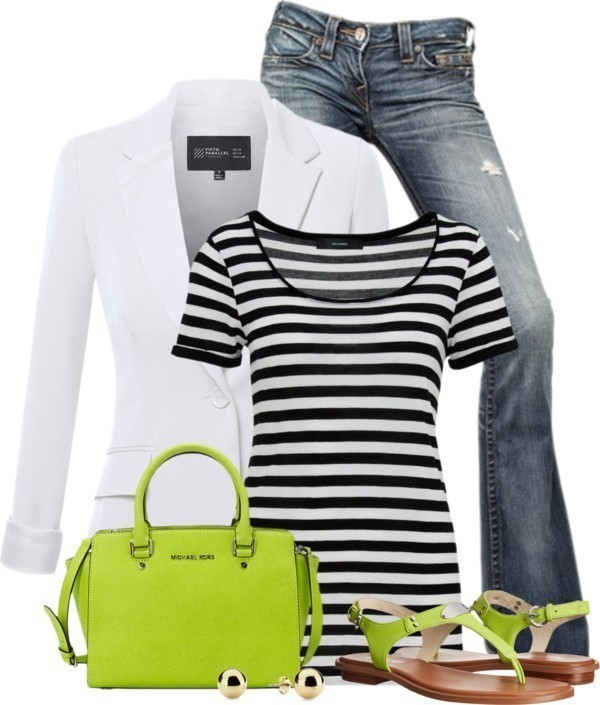 striped-outfit-ideas-142 89+ Awesome Striped Outfit Ideas for Different Occasions