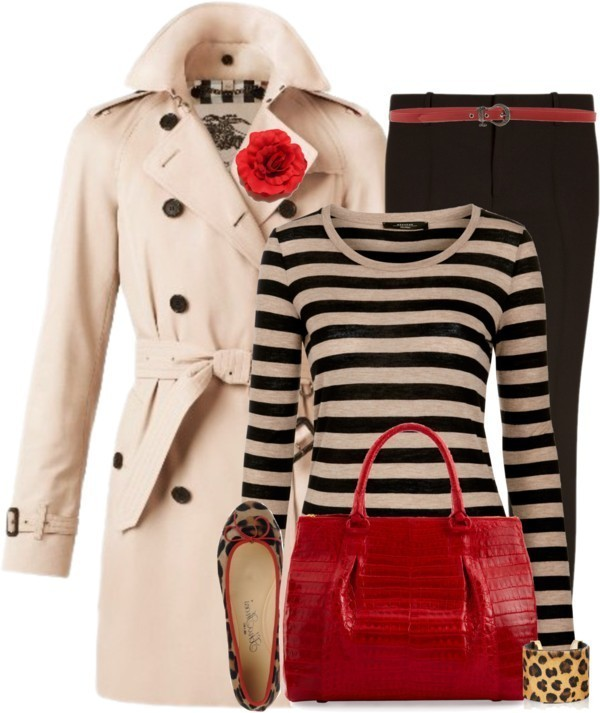striped-outfit-ideas-143 89+ Awesome Striped Outfit Ideas for Different Occasions