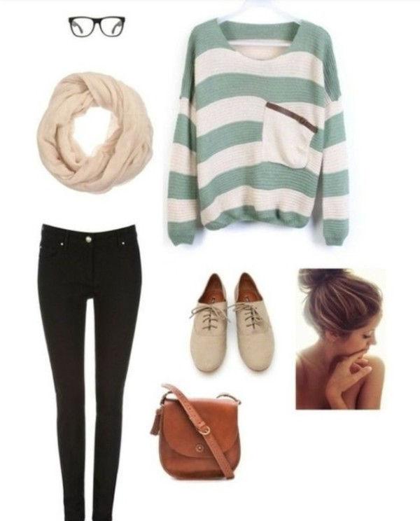 striped-outfit-ideas-146 89+ Awesome Striped Outfit Ideas for Different Occasions