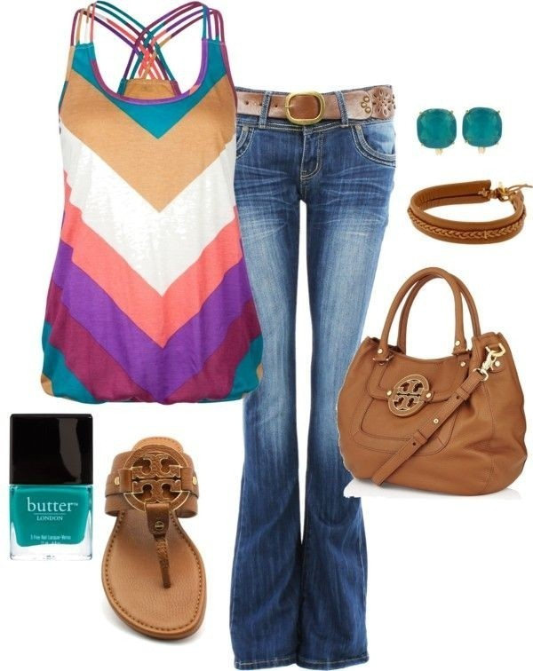 striped-outfit-ideas-149 89+ Awesome Striped Outfit Ideas for Different Occasions