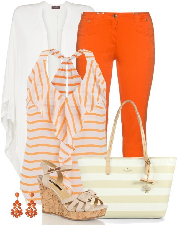 striped-outfit-ideas-150 89+ Awesome Striped Outfit Ideas for Different Occasions