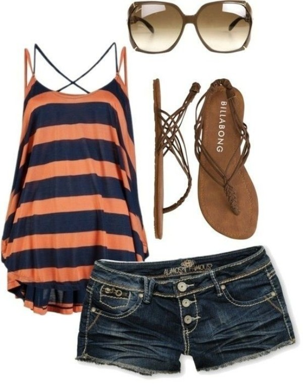 striped-outfit-ideas-152 89+ Awesome Striped Outfit Ideas for Different Occasions