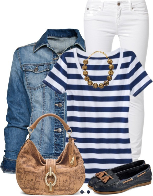 striped-outfit-ideas-153 89+ Awesome Striped Outfit Ideas for Different Occasions