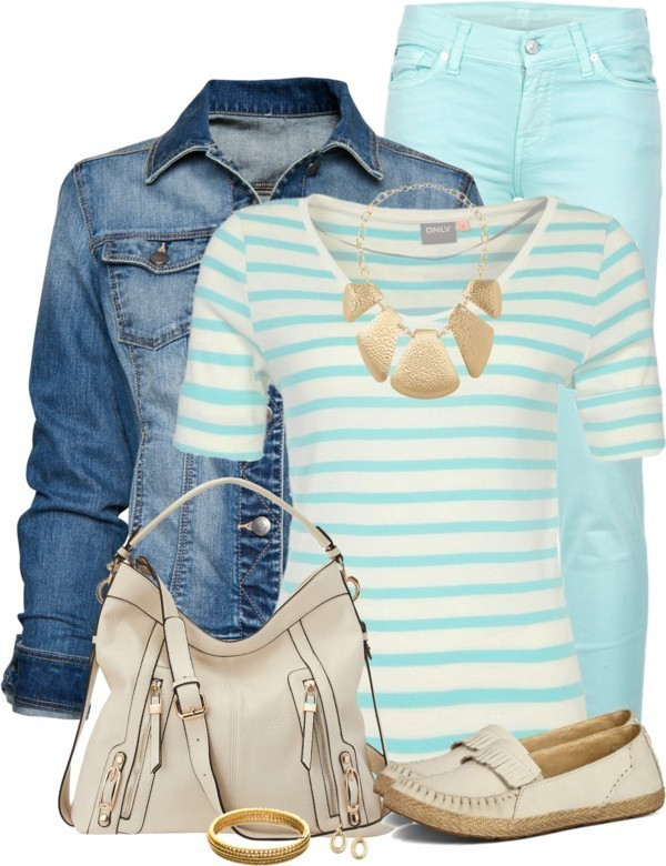 striped-outfit-ideas-155 89+ Awesome Striped Outfit Ideas for Different Occasions