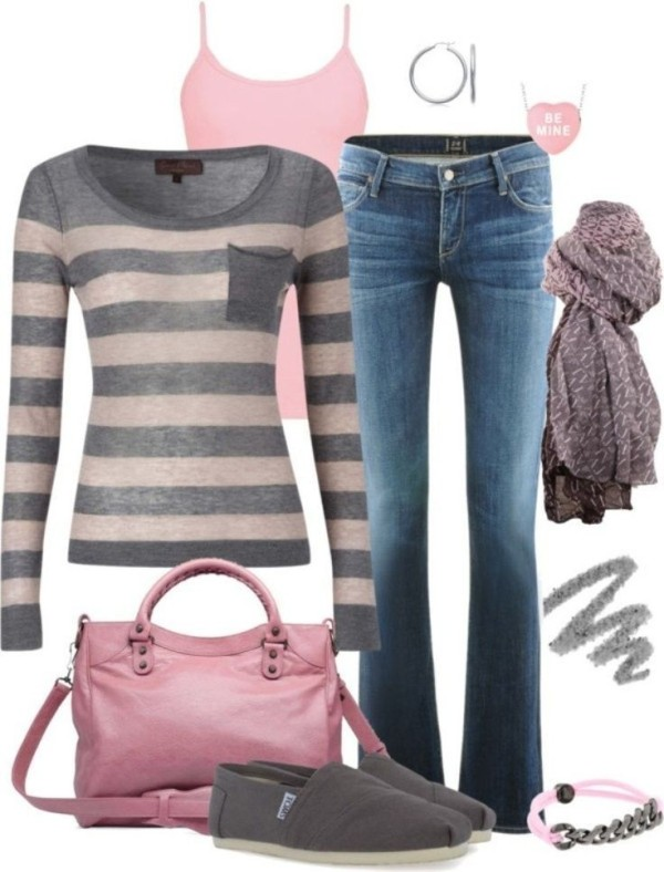 striped-outfit-ideas-157 89+ Awesome Striped Outfit Ideas for Different Occasions