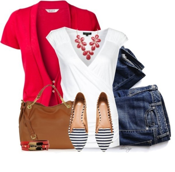 striped-outfit-ideas-160 89+ Awesome Striped Outfit Ideas for Different Occasions