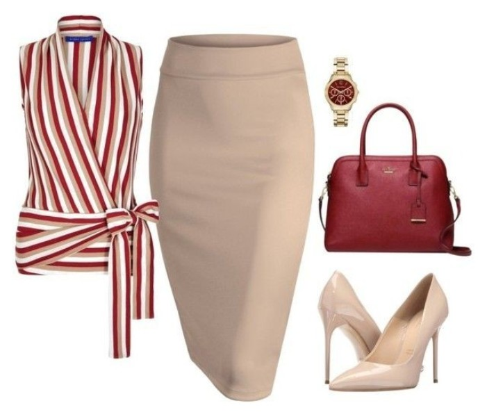 striped-outfit-ideas-162 89+ Awesome Striped Outfit Ideas for Different Occasions