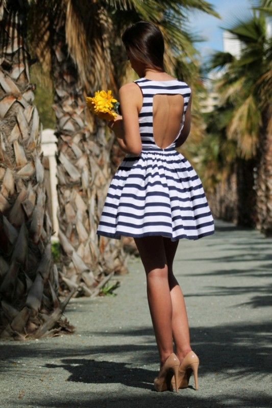 striped-outfit-ideas-165 89+ Awesome Striped Outfit Ideas for Different Occasions