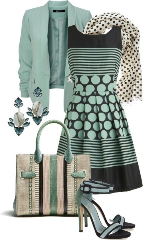 striped-outfit-ideas-18 89+ Awesome Striped Outfit Ideas for Different Occasions