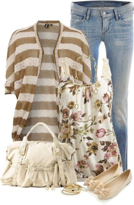 striped-outfit-ideas-20 89+ Awesome Striped Outfit Ideas for Different Occasions