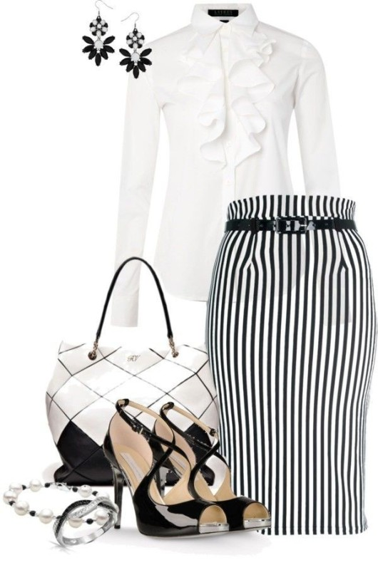 striped-outfit-ideas-22 89+ Awesome Striped Outfit Ideas for Different Occasions