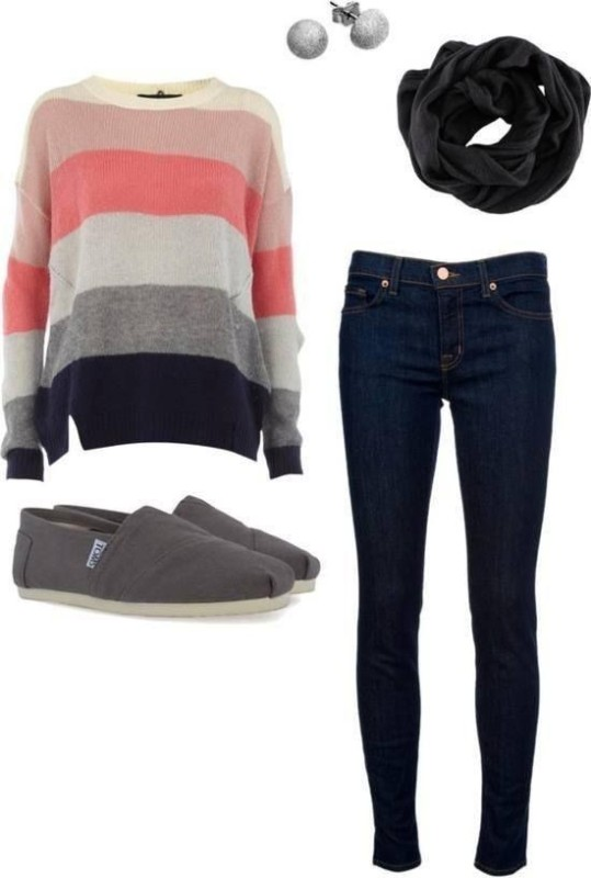 striped-outfit-ideas-26 89+ Awesome Striped Outfit Ideas for Different Occasions