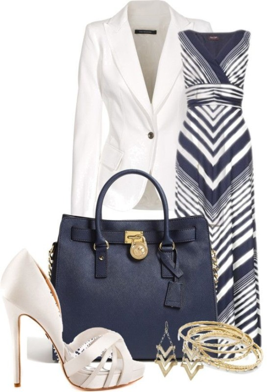 striped-outfit-ideas-30 89+ Awesome Striped Outfit Ideas for Different Occasions