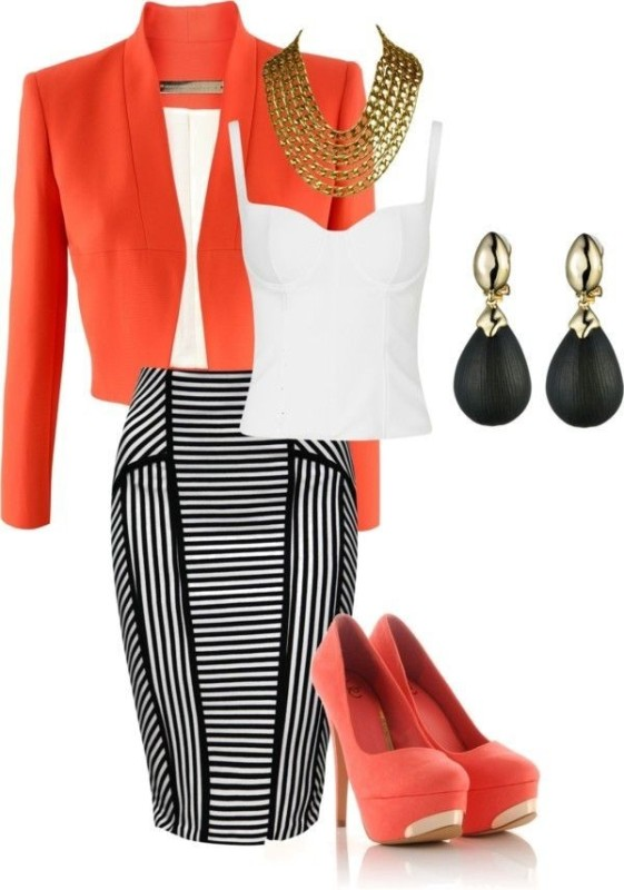 striped-outfit-ideas-31 89+ Awesome Striped Outfit Ideas for Different Occasions