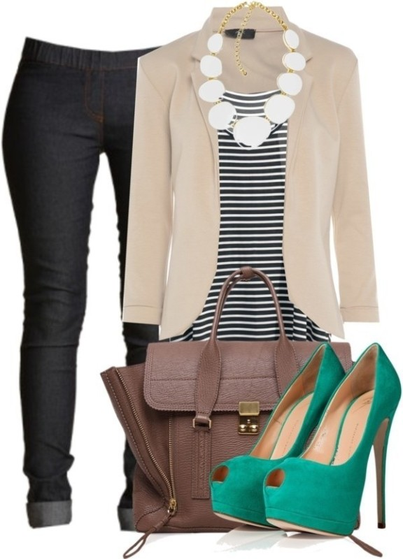 striped-outfit-ideas-35 89+ Awesome Striped Outfit Ideas for Different Occasions