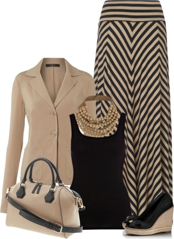 striped-outfit-ideas-38 89+ Awesome Striped Outfit Ideas for Different Occasions