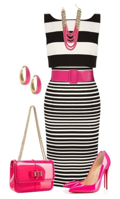 striped-outfit-ideas-4 89+ Awesome Striped Outfit Ideas for Different Occasions