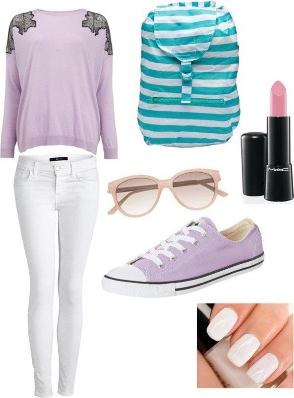 striped-outfit-ideas-41 89+ Awesome Striped Outfit Ideas for Different Occasions