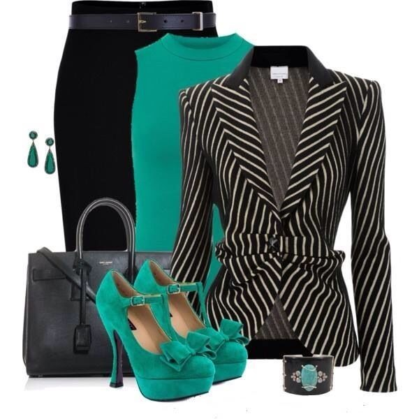 striped-outfit-ideas-43 89+ Awesome Striped Outfit Ideas for Different Occasions