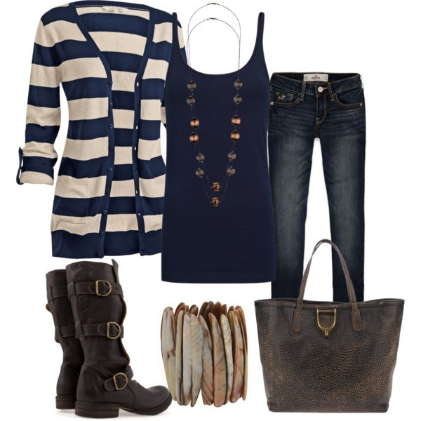 striped-outfit-ideas-46 89+ Awesome Striped Outfit Ideas for Different Occasions