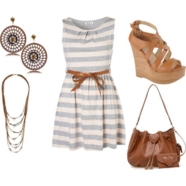 striped-outfit-ideas-49 89+ Awesome Striped Outfit Ideas for Different Occasions