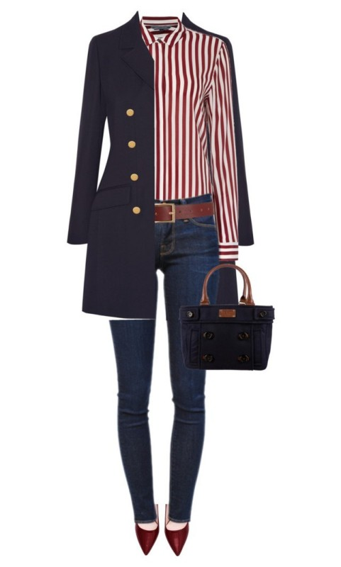striped-outfit-ideas-5 89+ Awesome Striped Outfit Ideas for Different Occasions