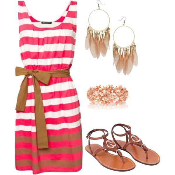 striped-outfit-ideas-50 89+ Awesome Striped Outfit Ideas for Different Occasions