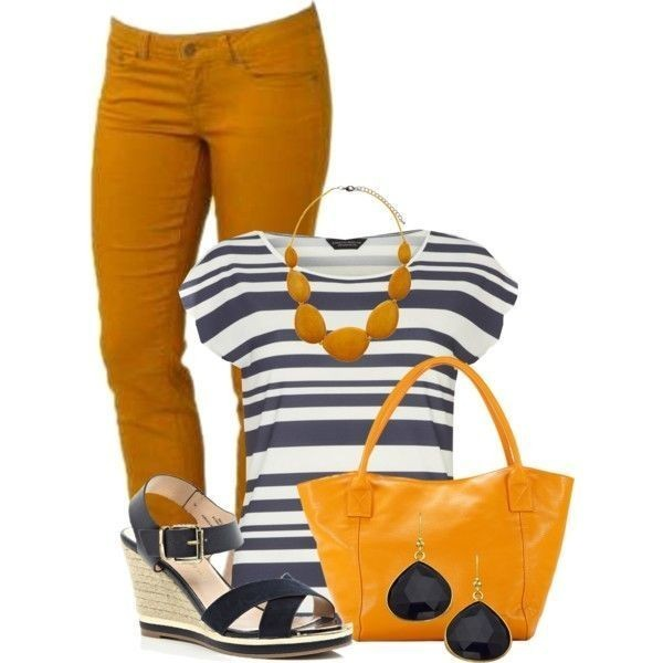 striped-outfit-ideas-52 89+ Awesome Striped Outfit Ideas for Different Occasions