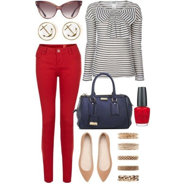 striped-outfit-ideas-57 89+ Awesome Striped Outfit Ideas for Different Occasions