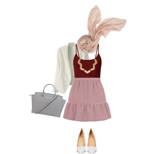 striped-outfit-ideas-59 89+ Awesome Striped Outfit Ideas for Different Occasions