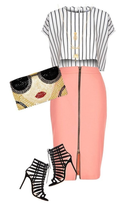 striped-outfit-ideas-6 89+ Awesome Striped Outfit Ideas for Different Occasions