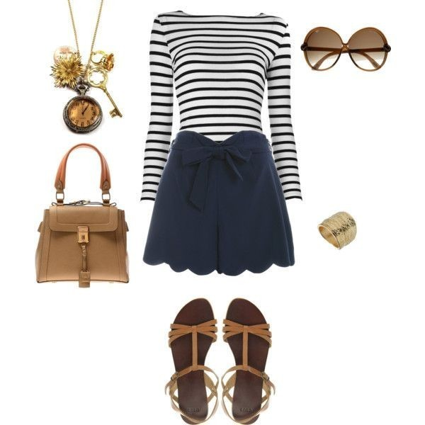 striped-outfit-ideas-61 89+ Awesome Striped Outfit Ideas for Different Occasions