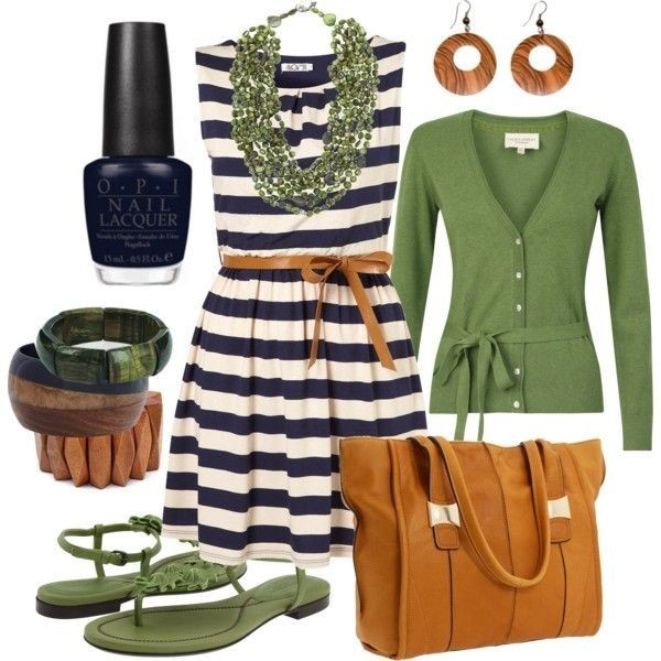 striped-outfit-ideas-62 89+ Awesome Striped Outfit Ideas for Different Occasions