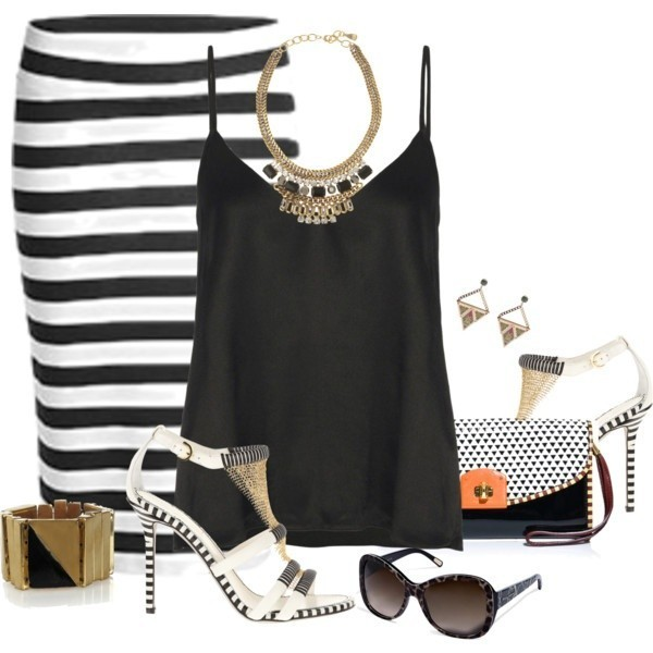 striped-outfit-ideas-63 89+ Awesome Striped Outfit Ideas for Different Occasions